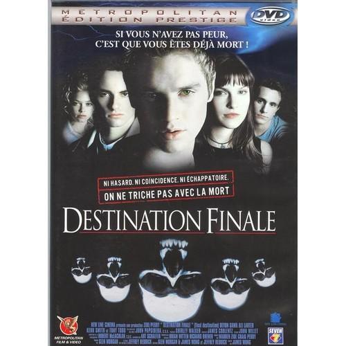 Destination Finale Pas Cher Ou D Occasion Sur Rakuten
