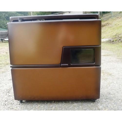 deville 9435 7 po le fioul 8 1 kw 18 litres pas cher. Black Bedroom Furniture Sets. Home Design Ideas
