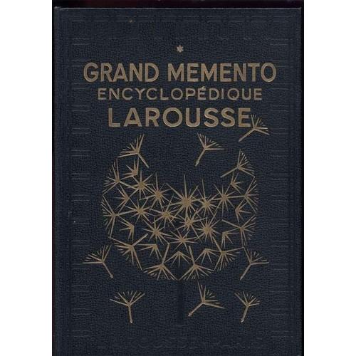 encyclopedie larousse 1936