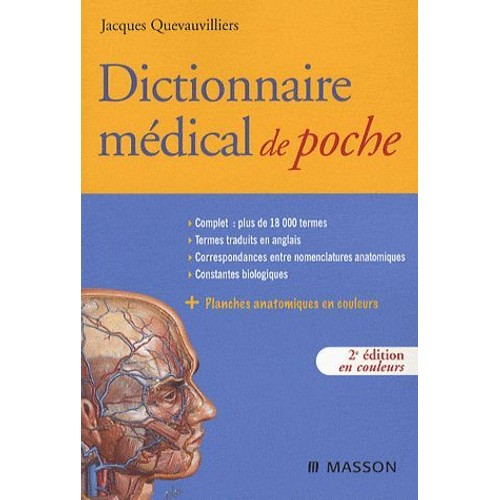 dictionnaire medical masson
