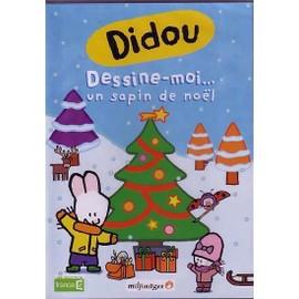 Didou Dessine Moi....Un Sapin De Noel de Anim�, Dessin