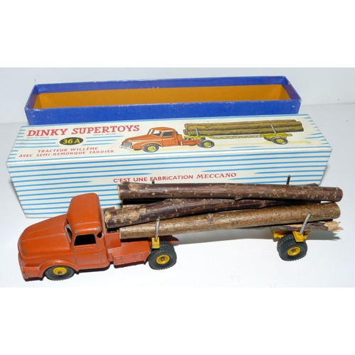 dinky supertoys tracteur