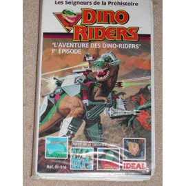 Dino Riders de Industries, Tyco