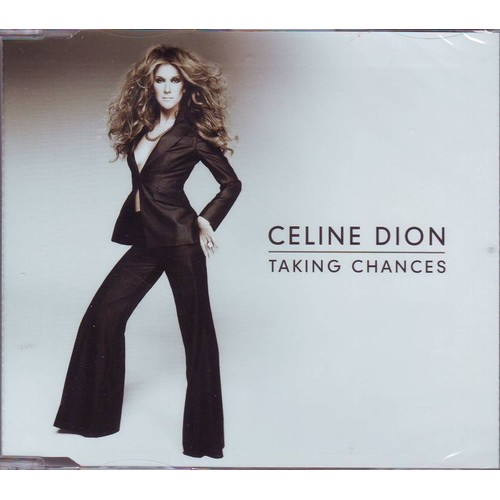 Taking chances c line dion achat vente de cd maxi - Vente privee celine dion ...