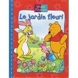 Le jardin fleuri winnie l 39 ourson de disney priceminister for Jardin walt disney