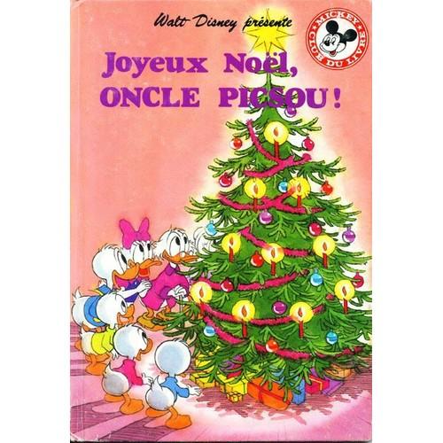 Joyeux noel oncle picsou de walt disney priceminister - Joyeux noel disney ...