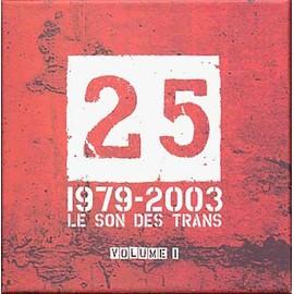 25 - Le Son Des Transmusicales De Rennes 1979-2003 - Collectif