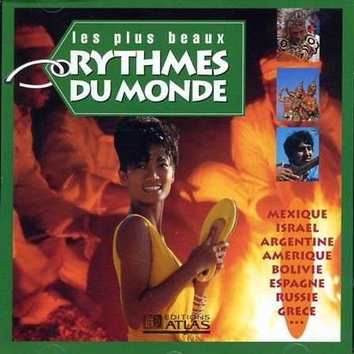 Les plus beaux rythmes du monde divers cd album - Les plus beaux interieurs du monde ...