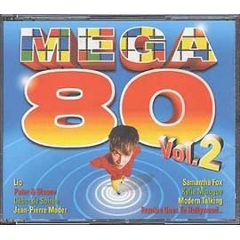 Mega 80 Vol. 2 - Collectif