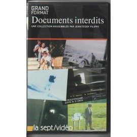 Documents Interdits de Filippe, Jean Teddy