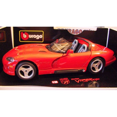 dodge viper rt10 bburago achat vente neuf occasion priceminister rakuten. Black Bedroom Furniture Sets. Home Design Ideas