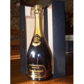 Dom ruinart 1990 blanc de blancs achat et vente - Prix champagne ruinart blanc de blanc ...