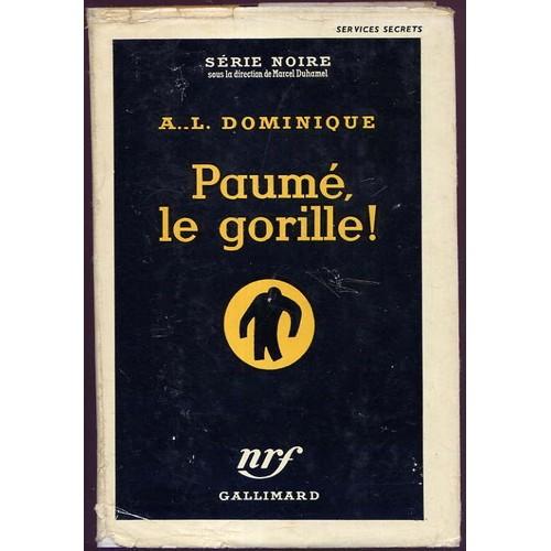 """Résultat de recherche d'images pour """"Paumé le Gorille, 1956"""""""