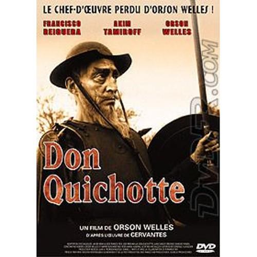 Don Quichotte De Orson Welles
