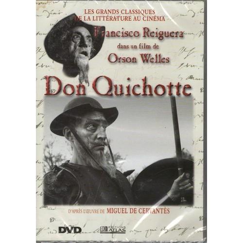 Don Quichotte De Orson Welles En DVD Neuf Et D'occasion Sur Priceminister