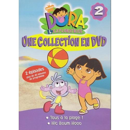 Dora vol 2 tous la plage hic boum hooo dvd zone 2 - Dora a la plage ...
