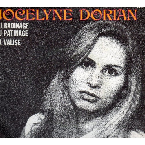 Du Badinage Au Patinage - <b>Jocelyne Dorian</b> - Dorian-Jocelyne-Du-Badinage-Au-Patinage-45-Tours-845346130_L