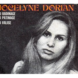 Du Badinage Au Patinage - <b>Jocelyne Dorian</b> - Dorian-Jocelyne-Du-Badinage-Au-Patinage-45-Tours-845346130_ML
