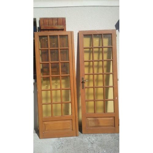 Double porte interieure vitree pas cher ou d 39 occasion sur rakuten - Double porte interieure vitree ...