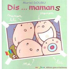 Dis - Mamans   de Douru Muriel  Format Album