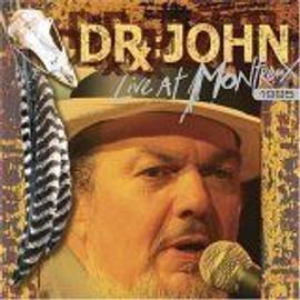 Live At Montreux, 1995 - Dr. John