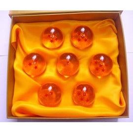Dragon Ball Z - Coffret 7 Boules De Cristal (R�alis� En Plastique Transaprent)