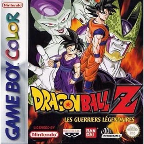 dragon ball z game boy color - Acheter Game Boy Color Neuve