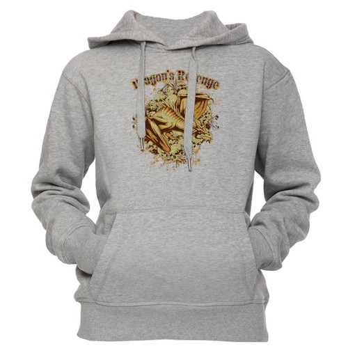 dc7d93ae3c7c9 dragons homme femme sweat capuche hoodie sweatshirt pullover grey ...