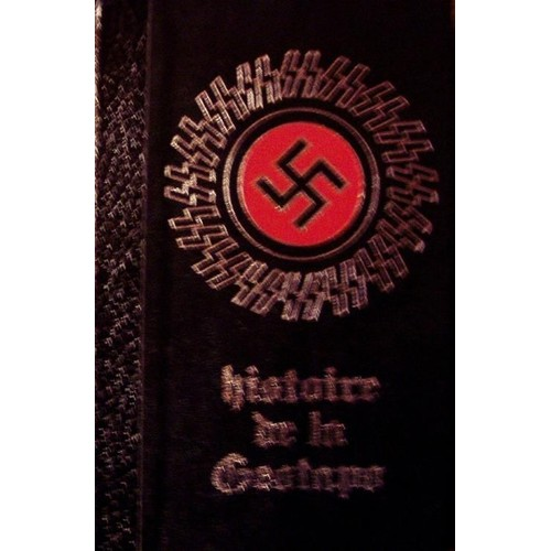 Histoire en La 4 Gestapo De Volumes qPPTU