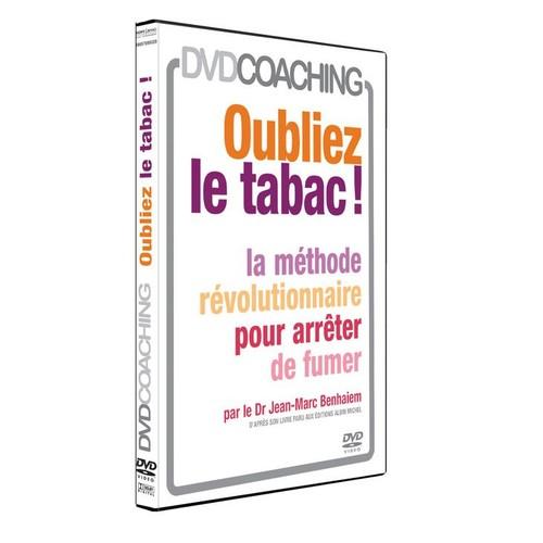 dvd coaching oublier le tabac la methode revolutionnaire pour arret achat et vente dvd zone. Black Bedroom Furniture Sets. Home Design Ideas