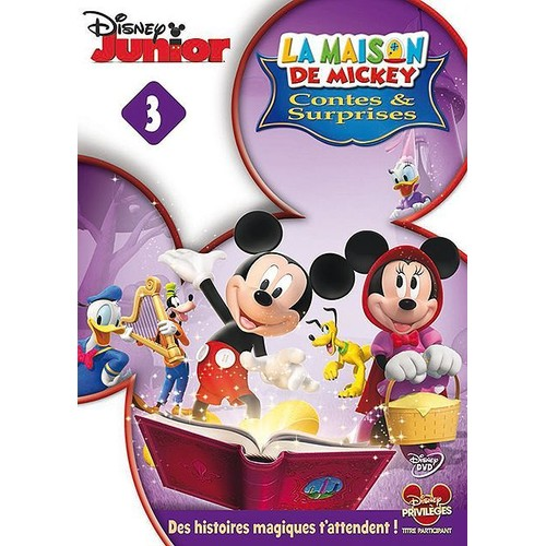 s dvd mickey mouse