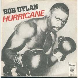 Hurricane (Pochette Diff�rente -Titre En Rouge) - Bob Dylan