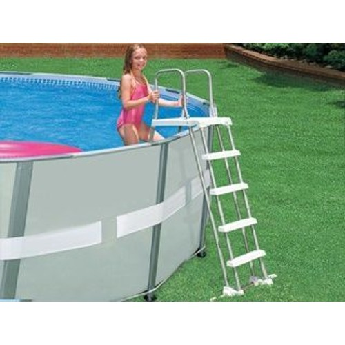 Echelle de piscine intex achat vente neuf d 39 occasion for Echelle piscine intex