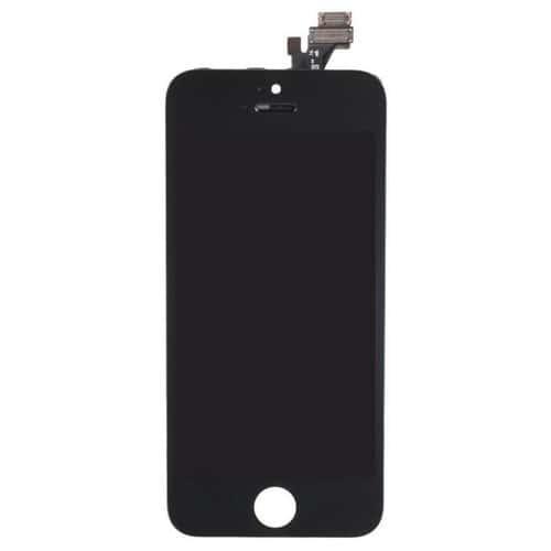 ecran iphone 5 noir complet pas cher ou d 39 occasion sur. Black Bedroom Furniture Sets. Home Design Ideas