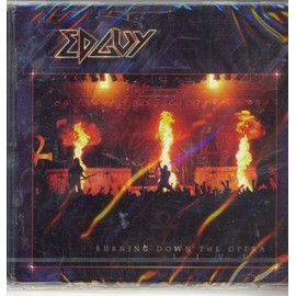 Burning Down The Op�ra - Edguy