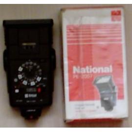 Electronique National PE-2057 - Flash pour Reflex 24/36