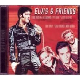 Compilation D'elvis Presley - Elvis And Friends