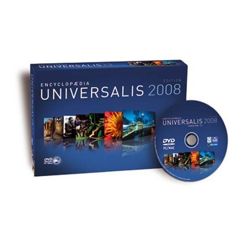 encyclopedie universalis cd rom