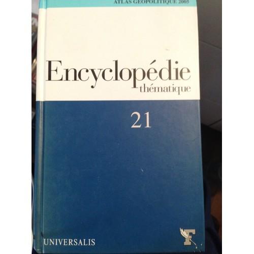 encyclopedie universalis thematique