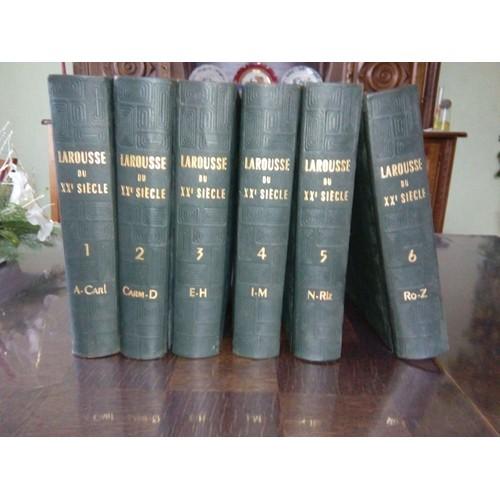 encyclopedie larousse 1977