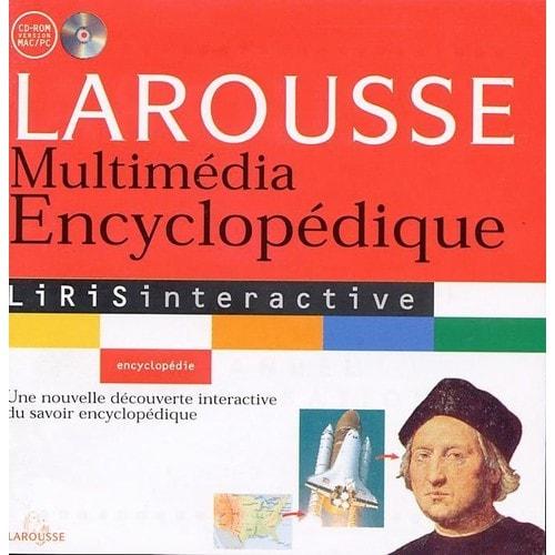 encyclopedie larousse cd rom