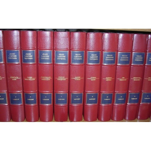 encyclopedie larousse universelle