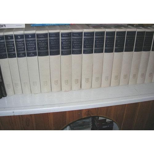 encyclopedie universalis occasion
