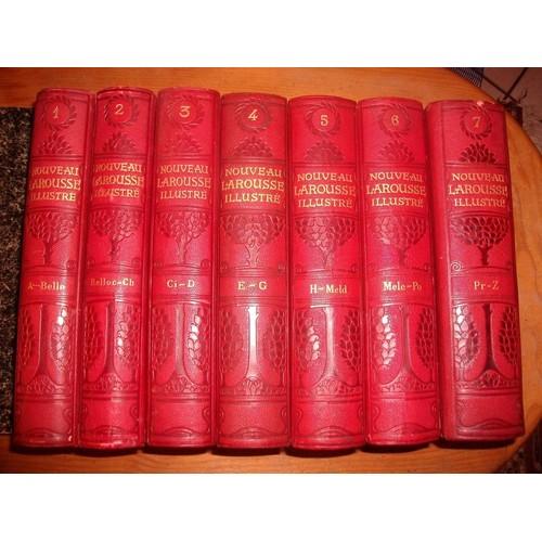encyclop�die universelle larousse