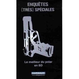 Enqu�tes ( Tr�s ) Sp�ciales N� 0 : Enqu�tes ( Tr�s ) Sp�ciales: Cellule Poison Jazz Maynard Garrigue.....