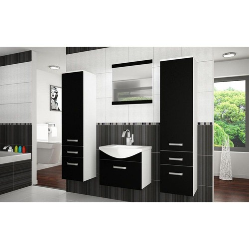 ensemble meuble salle bain achat et vente neuf d 39 occasion sur priceminister. Black Bedroom Furniture Sets. Home Design Ideas