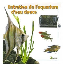 entretien de l 39 aquarium d 39 eau douce de losange format broch. Black Bedroom Furniture Sets. Home Design Ideas