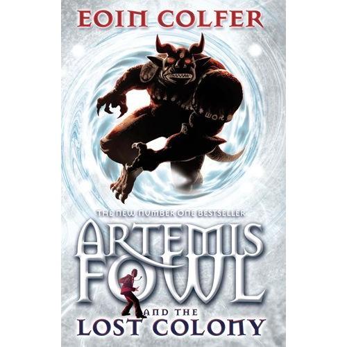 Artemis Fowl 2019 lost Colony epub vk video