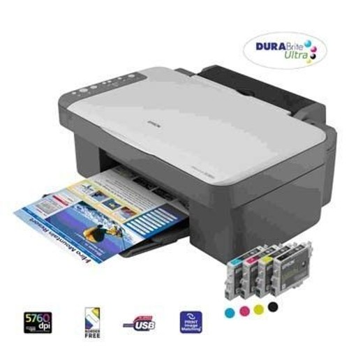 epson stylus dx3850 imprimante scanner copieur autonome ultra performant r solution jusqu 39. Black Bedroom Furniture Sets. Home Design Ideas