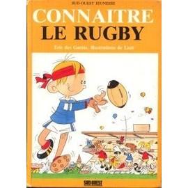 Conna�tre Le Rugby de Eric Des Garets
